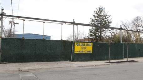 The site at 43 Debevoise Avenue where State