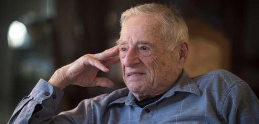 William Rader, now 91 and living in Freeport,