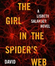 "The cover for ""The Girl in The Spider's"