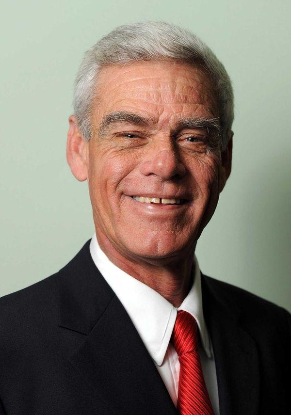 Smithtown Highway Superintendent Glenn Jorgensen, seen in an
