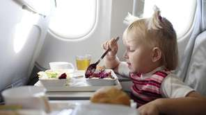 Airlines have new solutions for flying with kids.