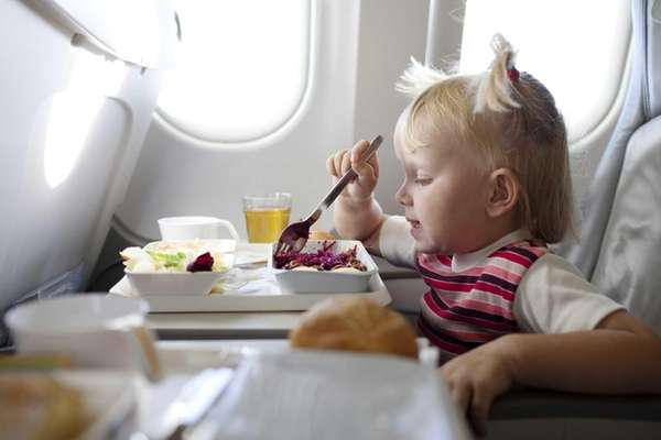 Airlines have new solutions for flying with children.