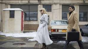 """""""A Most Violent Year"""" takes place in the"""