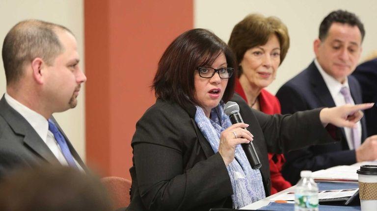 Linda Armyn, senior vice president of corporate affairs