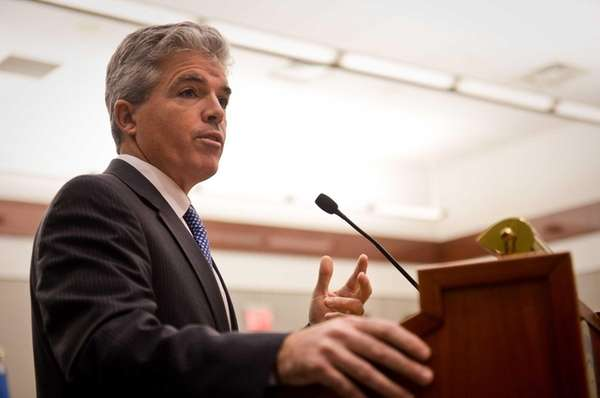 Suffolk County Executive Steve Bellone has introduced legislation