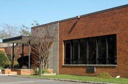 Henry Viscardi School in Albertson, where a seminar