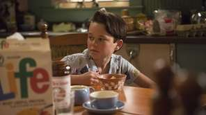 "Mason Vale Cotton as Bobby Draper in ""Mad"