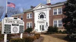 North Hempstead Town Hall.