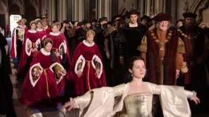 "PBS' ""Wolf Hall,"" based on Hillary Mantel's best-seller,"