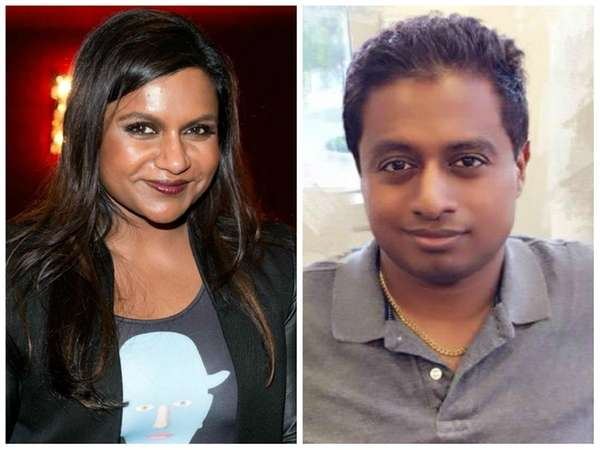 Vijay Chokal-Ingam, older brother of actress Mindy Kaling