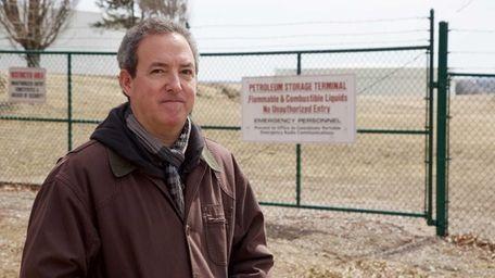 Neil Krupnick, president of the Northville Beach Civic