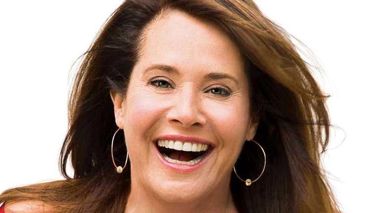 Actress and author Lorraine Bracco signs her new
