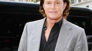 Bruce Jenner arrives at the Annual Charity Day