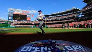 Manager Terry Collins of the New York Mets
