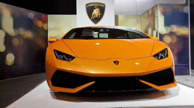 The 2015 Lamborghini Huracan starts at just under