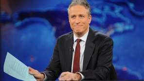 "Jon Stewart says he's leaving ""The Daily Show"""