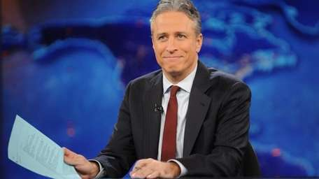 Jon Stewart says he's leaving