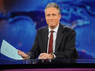 """Jon Stewart says he's leaving """"The Daily Show"""""""