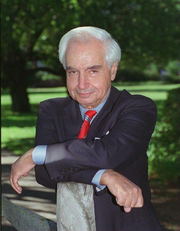 Former Adelphi University president Peter Diamandopoulos, on the