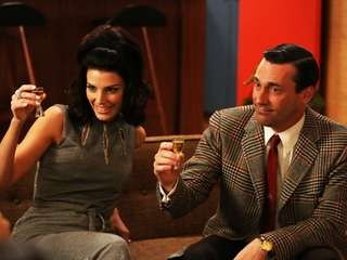 "Celebrate the final episodes of ""Mad Men"" with"