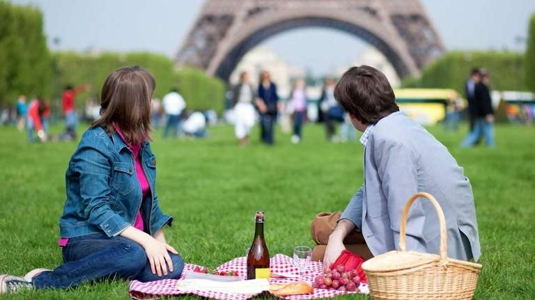 To eat like a local, pack a picnic
