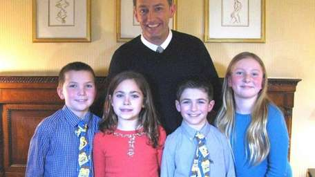 Kidsday reporters interviewed actor Tom Kenny, the voice