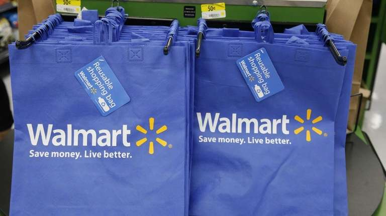 More than 9,420 Walmart employees in New York