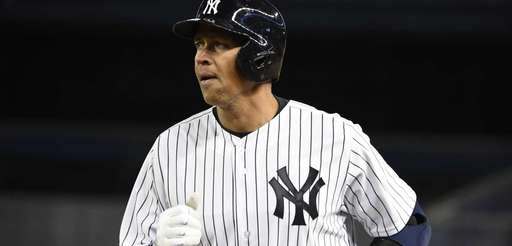 New York Yankees designated hitter Alex Rodriguez returns