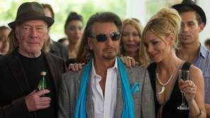 "Christopher Plummer and Al Pacino in ""Danny Collins."""