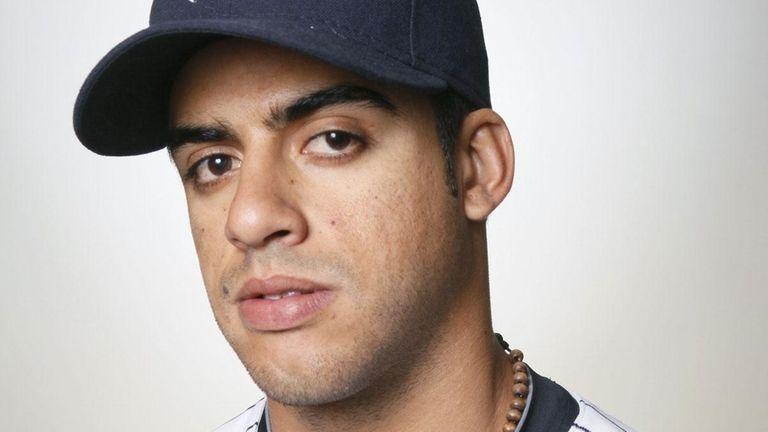 Reegie Corona, then a Yankees minor league infielder,