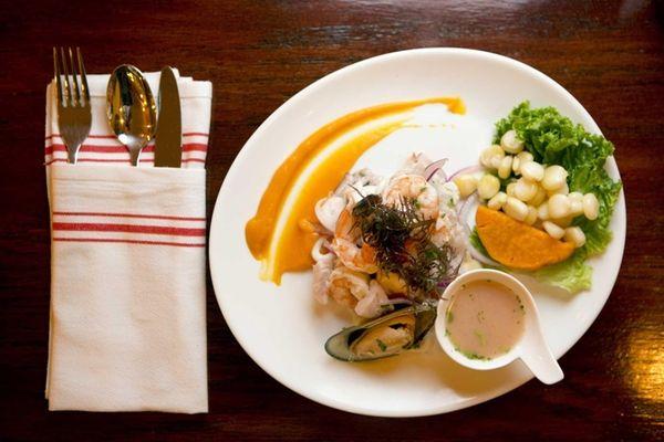 Manka Peruvian Kitchen is one of the restaurants