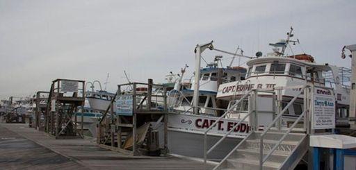 Bay Princess II: Captree State Park Boat Basin,