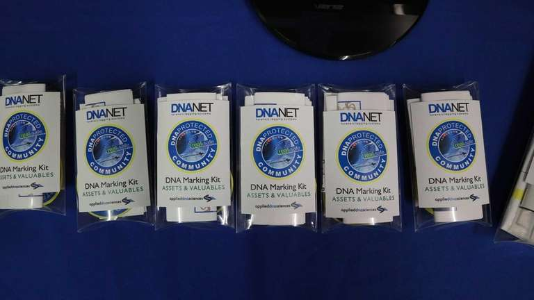 DNA Marking Kits made by Applied DNA Sciences