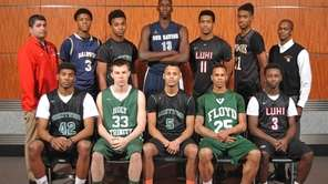 The 2014-15 Newsday All-Long Island varsity boys' basketball