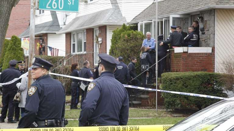 Four people were found dead in this home