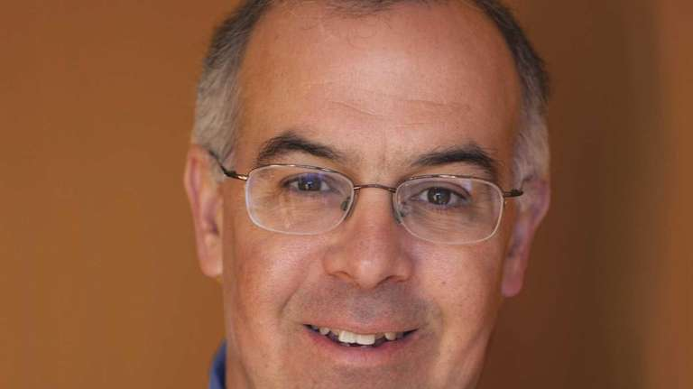 David Brooks, author of