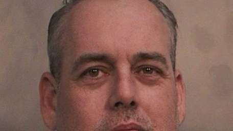 Thomas Bertschi, 44, of Bethpage, was arrested Friday,