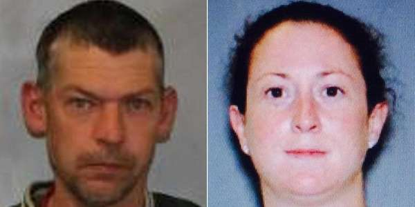 Sean Magner, 41, of Baldwin, and his wife,