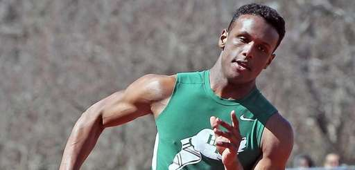 Holy Trinity's Shaka Shomari captures first place in