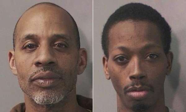 Stephen Hudson, 49, of Hempstead, and Jermaine Clemmons,