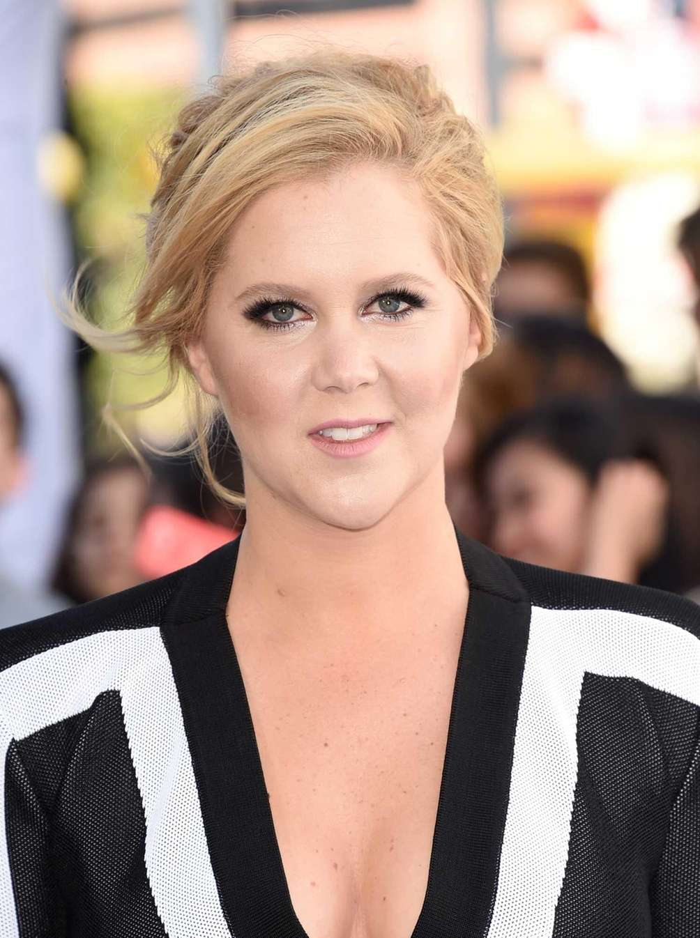 Comedian, writer, producer and actress Amy Schumer graduated