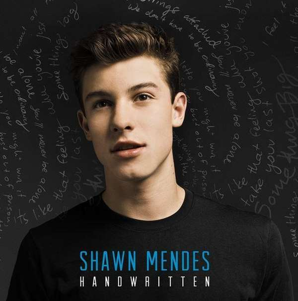 "Shawn Mendes' ""Handwritten"" on Island Records"