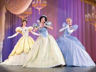 """Disney Live! Three Classic Fairy Tales"" features time-honored"