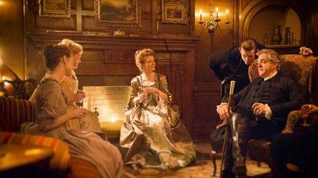 Meegan Warner as Mary Woodhull, Jamie Bell as