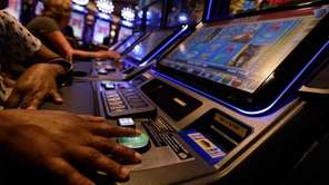 Suffolk Regional Off-Track Betting Corp. has hired prominent