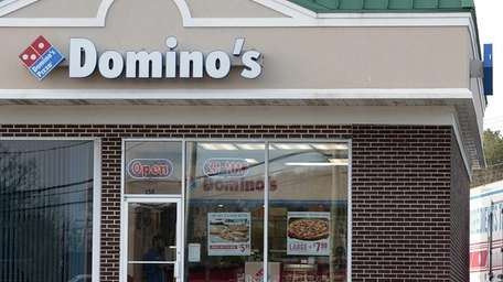 Five current and former Domino's pizza franchisees with