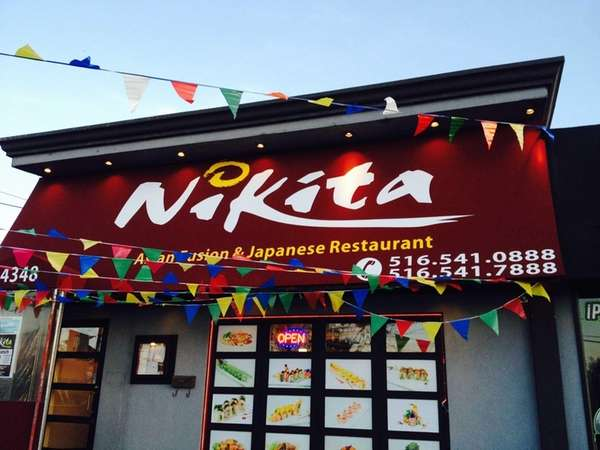 Nikita is a new Japanese and Asian restaurant