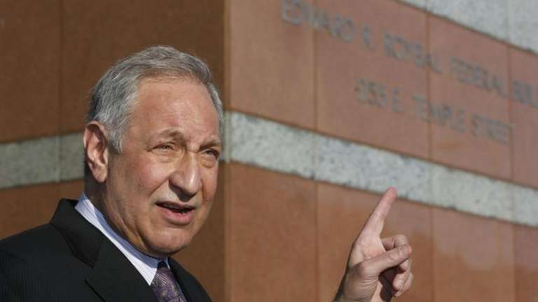 Attorney-to-the-stars Mark Geragos, seen on Feb. 24, 2014,