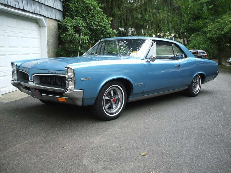This 1967 Pontiac Tempest Custom owned by Joann