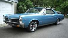 This 1967 Pontiac Tempest Custom owned by Joann